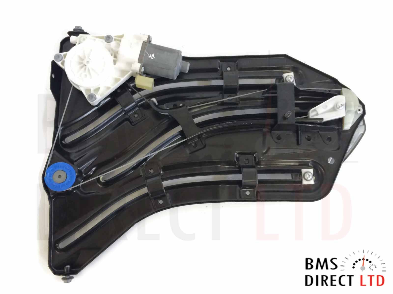 One Cooper S D Rear Window Regulator Motor Os R52 R57