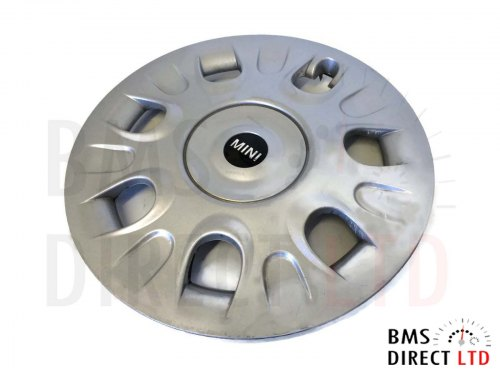 15 Original Mini Wheel Trim Black Logo Bms Direct Ltd