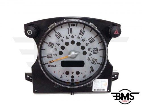 One / Cooper / Cooper S Speedometer / Clock / Dials /Speedo R50 R52 R53
