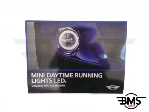LED Daytime Running Lights DRL Kit R56 R55 R57 R58 R59 R60 R61