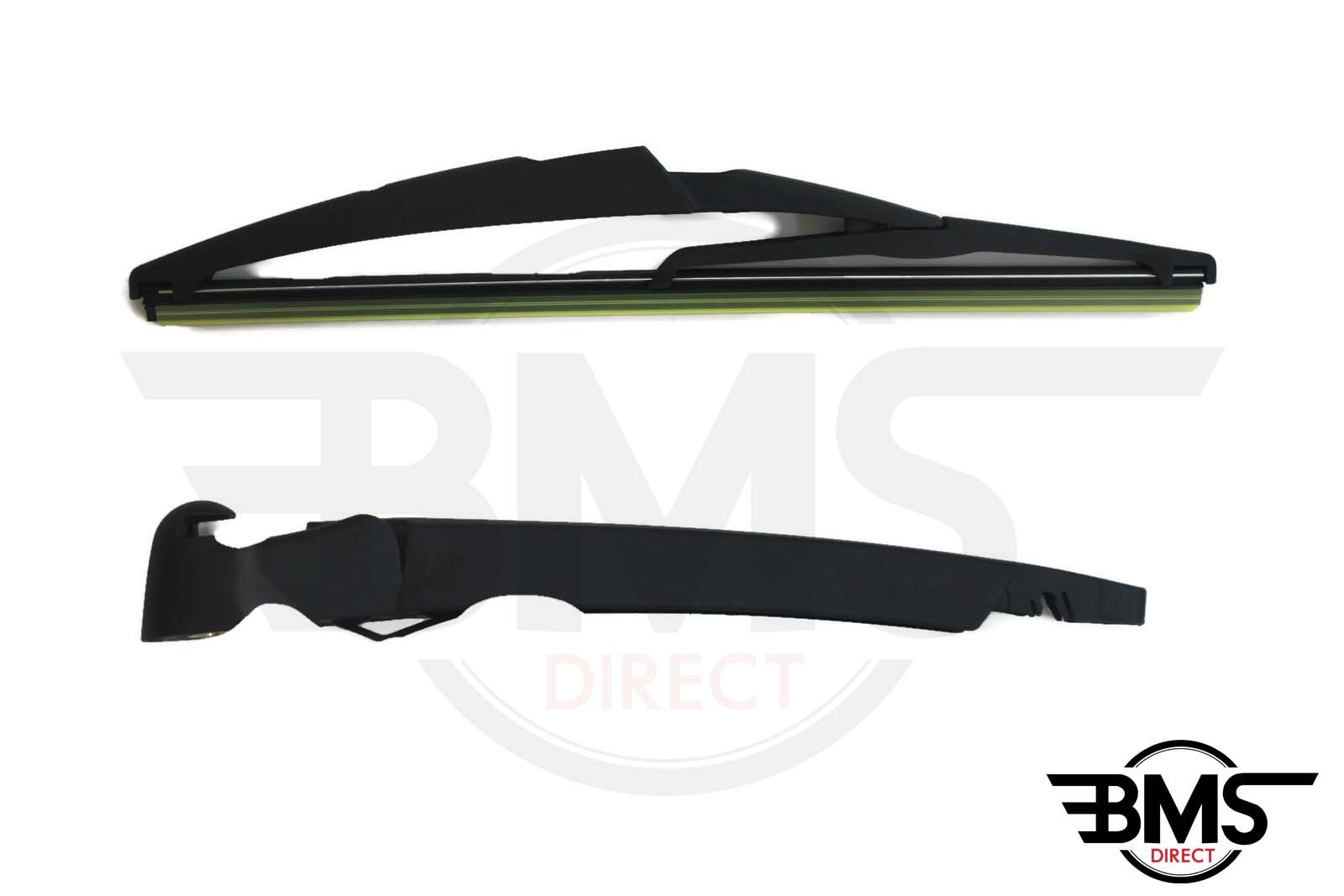 One Cooper S Facelift Rear Wiper Arm Blade R50 R53