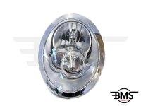 One / Cooper / Cooper S Facelift Headlight O/S R50 R52 R53