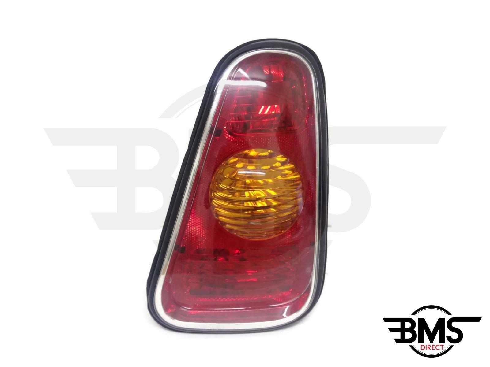 MINI R50 R53 2001-2004 REAR TAIL LIGHT LAMP DRIVER SIDE RIGHT O//S
