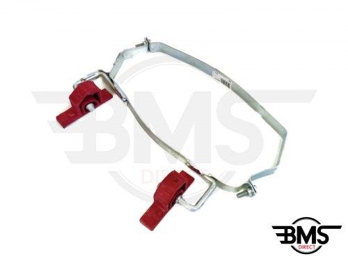 Exhaust Band Hanger W Mounts Bms Direct Ltd
