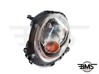 One / Cooper / D / S Headlight With Amber Indicator N/S R55 R56 R57