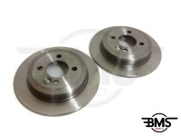 One / Cooper / Cooper S Set Of Rear Brake Discs R50 R52 R53