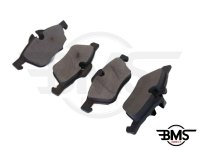 One / Cooper / Cooper S Full Front Set Of Brake Pads R50 R52 R53