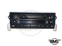 One / Cooper / S Wave Radio Tape/Cassette Deck Unit R50 R53