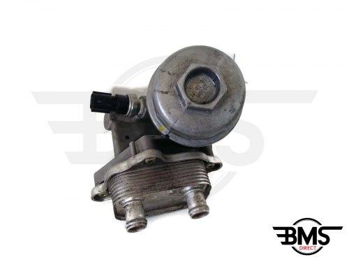Oil filter housing heat exchanger r52 r53 bms direct ltd for Mini cooper motor oil