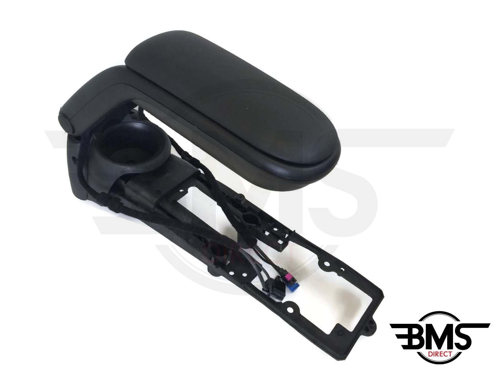 Complete Centre Armrest Carbon Black R55 R56 R57 Bms Direct Ltd