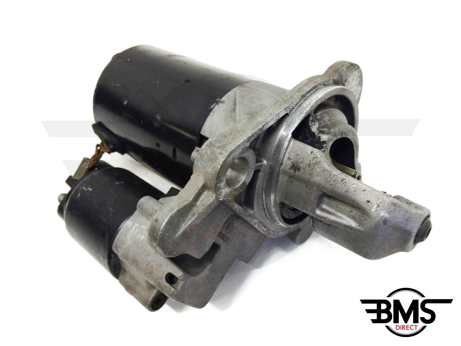 Coper S & Automatic Starter Motor | R50 R52 R53