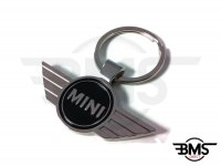 Genuine MINI Badge Metal Keyfob / Keyring
