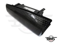 One / Cooper / S / D Black Checkered Hidden Glovebox F55 F56