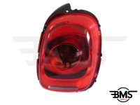 One / Cooper / S / D Rear Tail Light Red O/S F55 F56