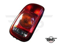 Clubman Pre-LCI Rear Side Panel Light Amber Indicator N/S R55