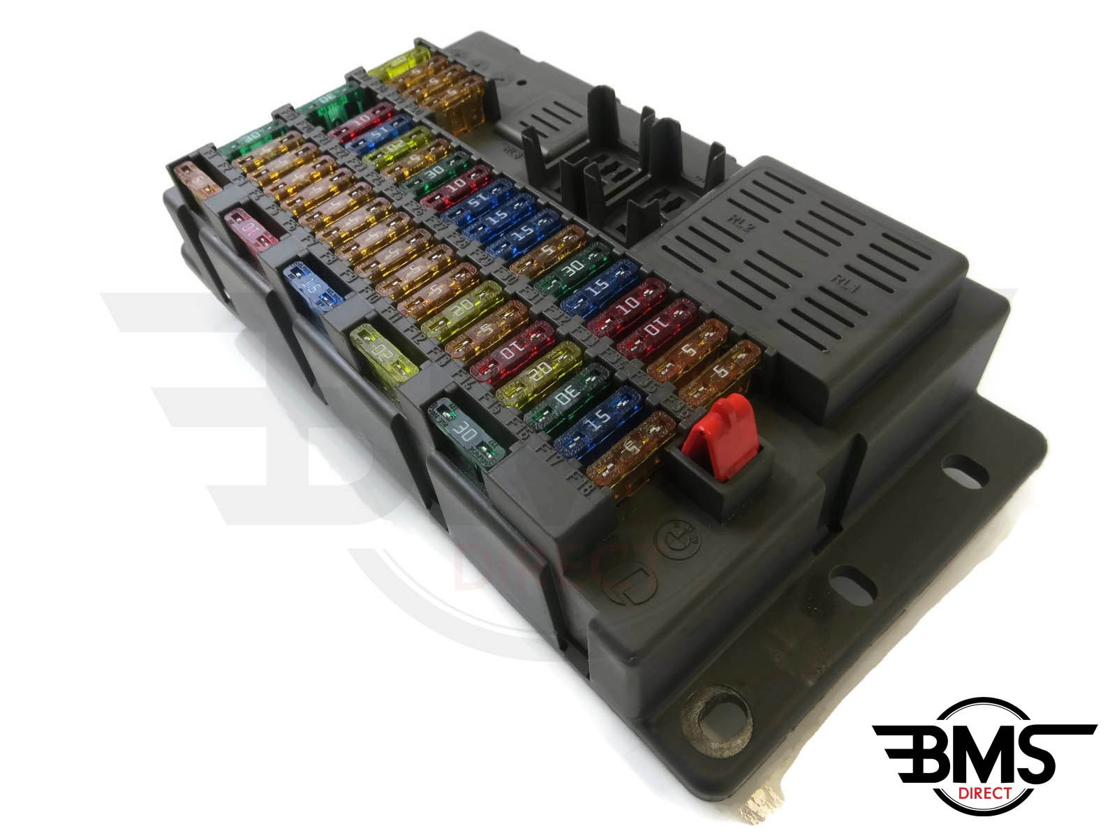 Fuse Box R50 R52 R53 Bms Direct Ltd Wiring Library Mini Cooper Diagram 2006 Control Unit Map Panel Layout Parts Blower Heated Front