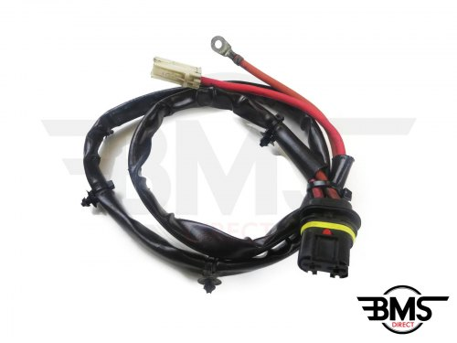 new power steering wiring harness r50