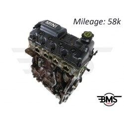 BMW MINI 1.6 Litre Cooper S Supercharged Petrol Engine W11B16 R53 R52