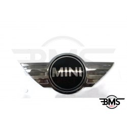 New BMW Mini One / Cooper / S/D Bonnet Front Badge Emblem F60 7388120