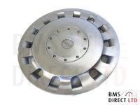 "One / Cooper / S / D 15"" Plastic Wheel Trim Silver Logo R50 R52 R53 R55 R56 R57 R58 R59"