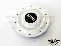 One / Cooper Alloy Wheel Spider/X-Lite White Centre/Hub Cap R50 R52 R53