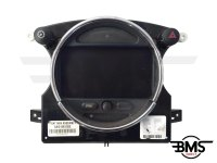 One / Cooper / Cooper S Sat Nav Display Screen Unit R50 R52 R53