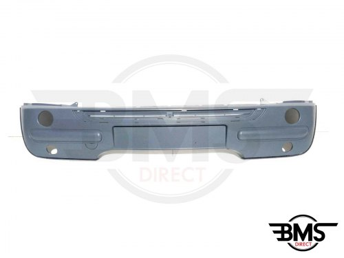 One / Cooper Pre-Facelift Front Bumper With Fixed Painted Mouldings R50
