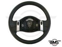 One / Cooper / S / D 2-Spoke Leather Steering Wheel R50 R52 R53