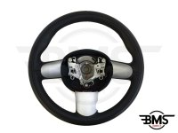 One / Cooper / S / D 3-Spoke Leather Steering Wheel R50 R52 R53