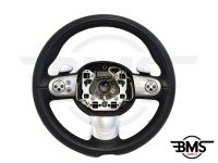 One / Cooper / S / D 3-Spoke Automatic Multifunction Steering Wheel R55 R56 R57 R58 R59 R60 R61