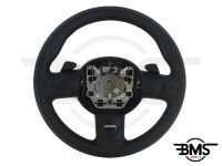 One / Cooper / S / D 3-Spoke JCW Automatic Steering Wheel R55 R56 R57