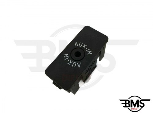 One / Cooper / S / D Aux/Auxiliary 3.5mm Jack Input R55 R56 R57 R58