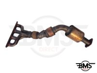 One / Cooper Exhaust Manifold / Catalytic Converter R50 R52 R53