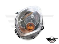 Countryman / Paceman Headlight With Amber Indicator N/S R60 R61