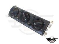 One / Cooper / Cooper S Manual Heater Controls No Air Con R50 R52 R53