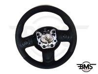 JCW Alcantara & Leather 3-Spoke Sport Steering Wheel R55 R56 R57 R58