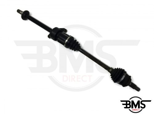 One / Cooper O/S Manual Midland Pre-Facelift Front Driveshaft R50 R52