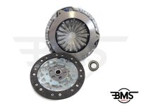 Cooper S / D Valeo 3-Piece Clutch Kit R55 R56 R57