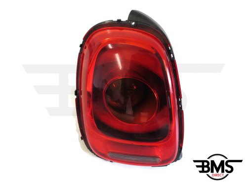One / Cooper / S / D Rear Tail Light Red N/S F55 F56