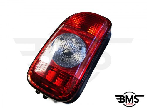 Clubman Pre-LCI Rear Side Panel Light Clear Indicator N/S R55