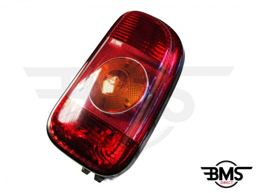 Clubman Pre-LCI Rear Side Panel Light Amber Indicator O/S R55