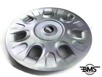"""One / Cooper / S / D 15"""" Silver Wheel Trim / Hub Cap R50 R53 R56"""