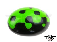 One / Cooper / S N/S Spot Green Wing Mirror Cover / Cap F55 F56