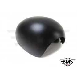 First / One Textured Wing Mirror Backing Cap / Cover O/S R55 R56 R60