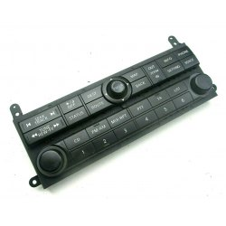 Nissan Navara Pathfinder D40 Sat Nav & Radio Control Panel 2005-2010 28395 EP005